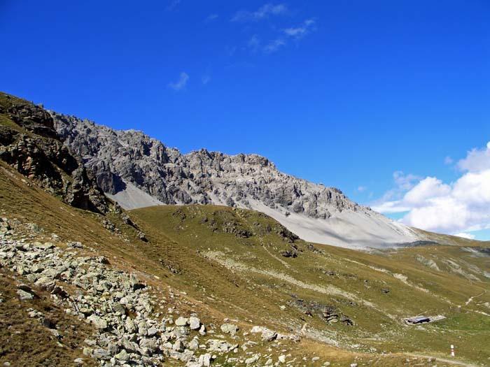 Foto: vince 51 / Wander Tour / Zwei Gipfel-Rundwanderung vom Umbrailpass / auf dem Rückweg / 05.06.2008 21:57:50