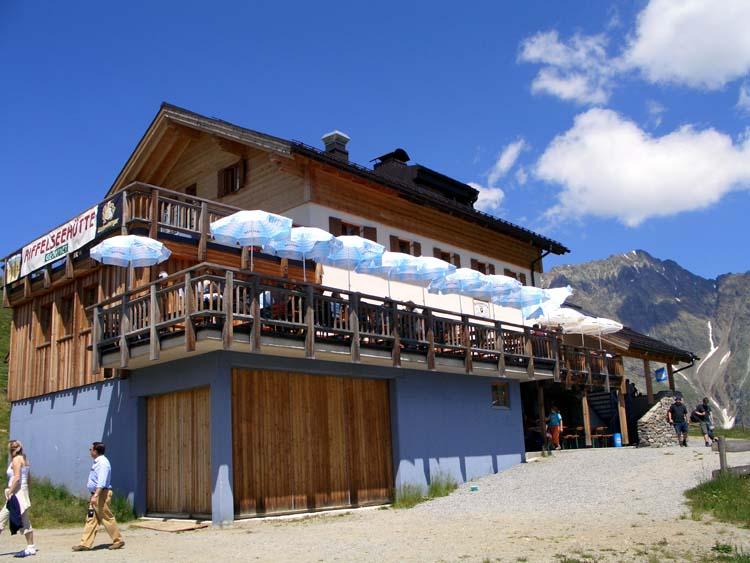 Foto: vince 51 / Wander Tour / Von Mandarfen auf den Grubengrat / Riffelseehütte / 06.06.2008 22:39:11