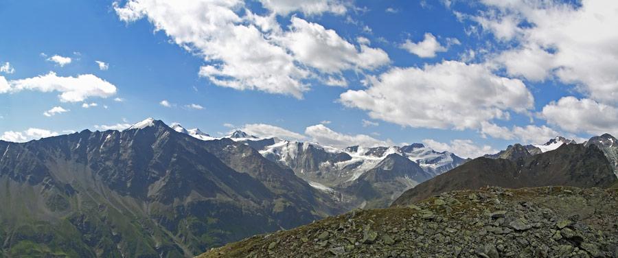 Foto: vince 51 / Wander Tour / Von Mandarfen auf den Grubengrat / 06.06.2008 22:51:46