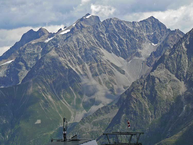 Foto: vince 51 / Wander Tour / Von Mandarfen auf den Grubengrat / Hohe Geige 3395m / 06.06.2008 22:47:52