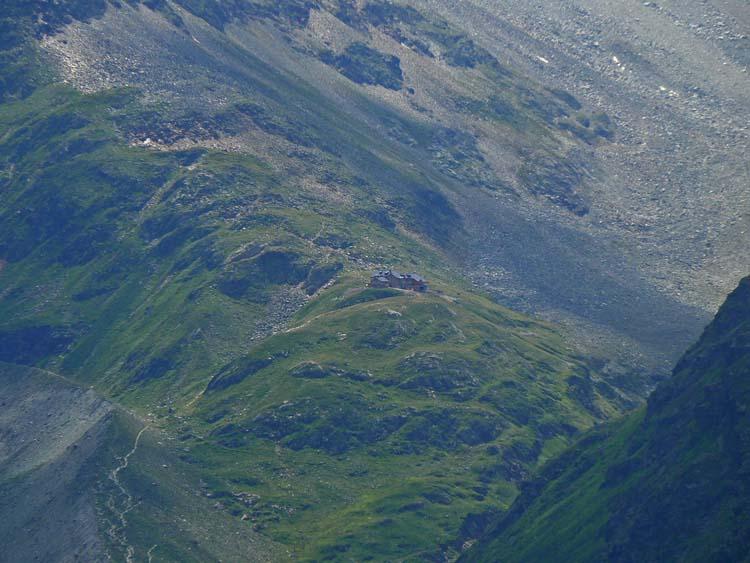 Foto: vince 51 / Wander Tour / Von Mandarfen auf den Grubengrat / Taschachhaus / 06.06.2008 22:37:35