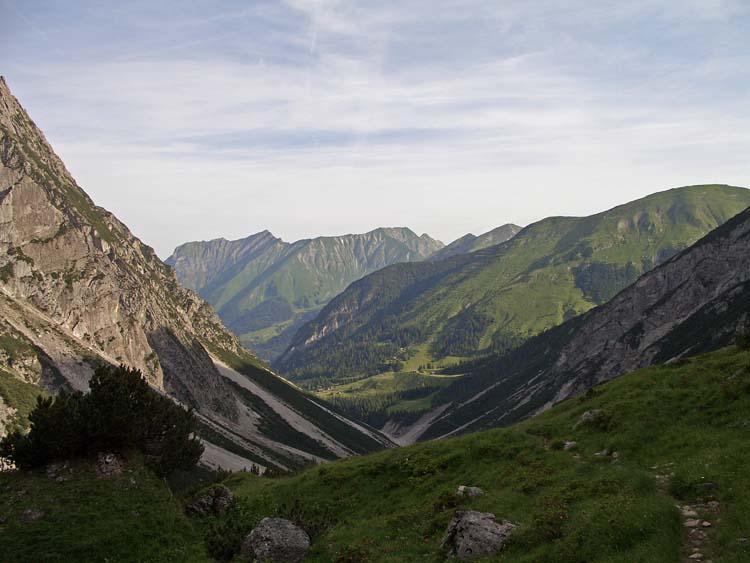 Foto: vince 51 / Wander Tour / Von Pfafflar auf die Reichspitze / 07.06.2008 19:14:12