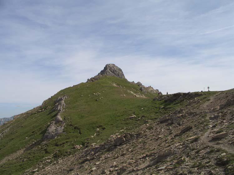 Foto: vince 51 / Wander Tour / Von Pfafflar auf die Reichspitze / 07.06.2008 19:13:44