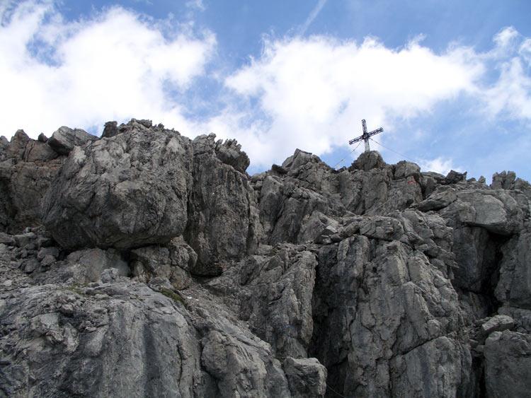 Foto: vince 51 / Wander Tour / Von Pfafflar auf die Reichspitze / 07.06.2008 19:11:35