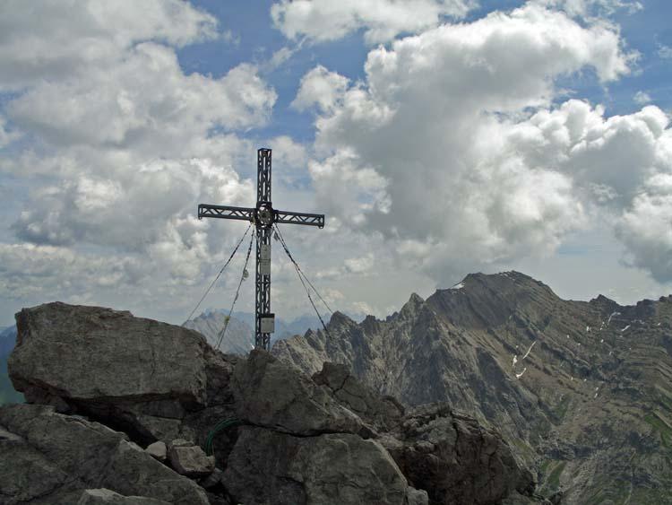 Foto: vince 51 / Wander Tour / Von Pfafflar auf die Reichspitze / 07.06.2008 19:10:13