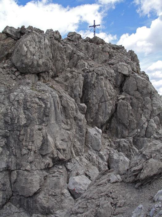 Foto: vince 51 / Wander Tour / Von Pfafflar auf die Reichspitze / 07.06.2008 19:09:59