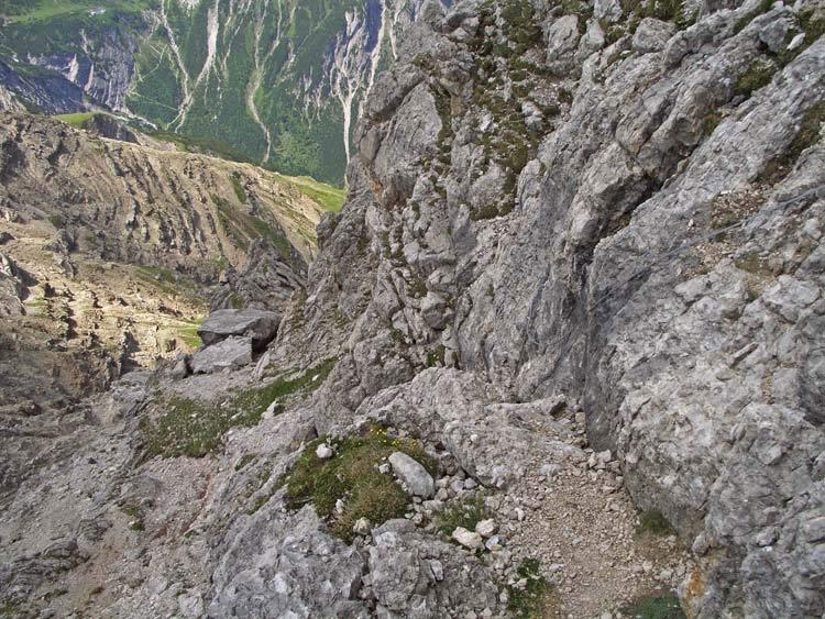 Foto: vince 51 / Wander Tour / Von Pfafflar auf die Reichspitze / 07.06.2008 19:09:16