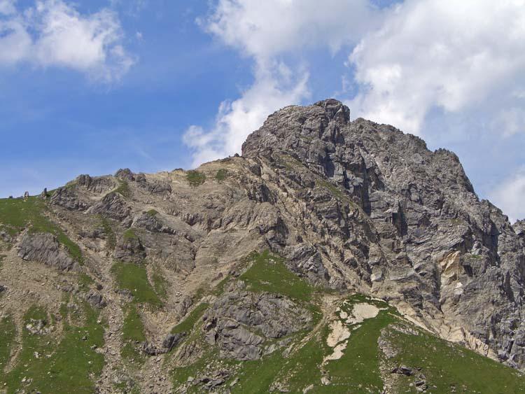 Foto: vince 51 / Wander Tour / Von Pfafflar auf die Reichspitze / 07.06.2008 19:08:20
