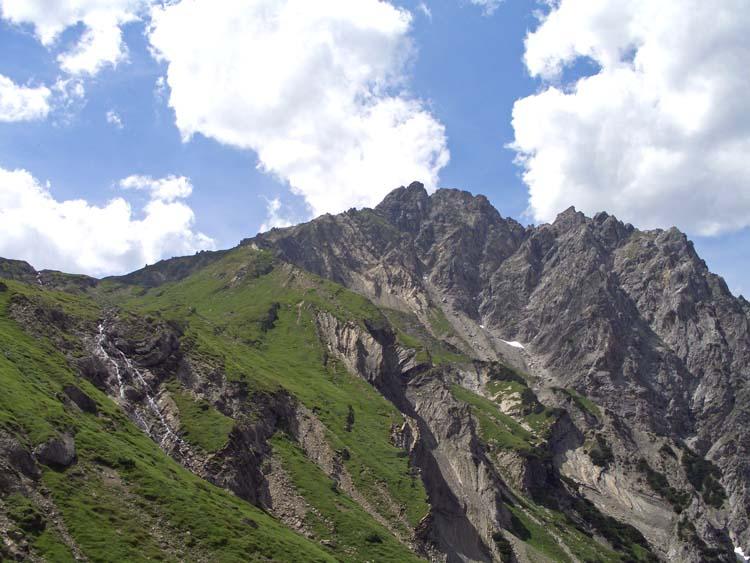 Foto: vince 51 / Wander Tour / Von Pfafflar auf die Reichspitze / 07.06.2008 19:08:09