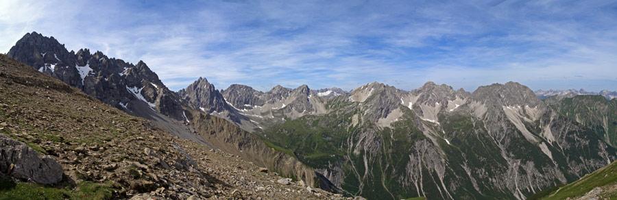 Foto: vince 51 / Wander Tour / Von Pfafflar auf die Reichspitze / 07.06.2008 19:06:38