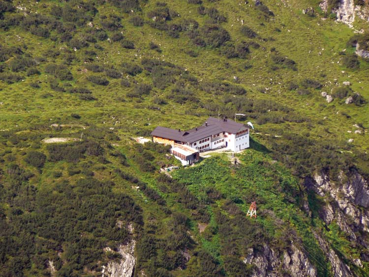 Foto: vince 51 / Wander Tour / Von Pfafflar auf die Reichspitze / Hanauer Hütte / 07.06.2008 18:56:07