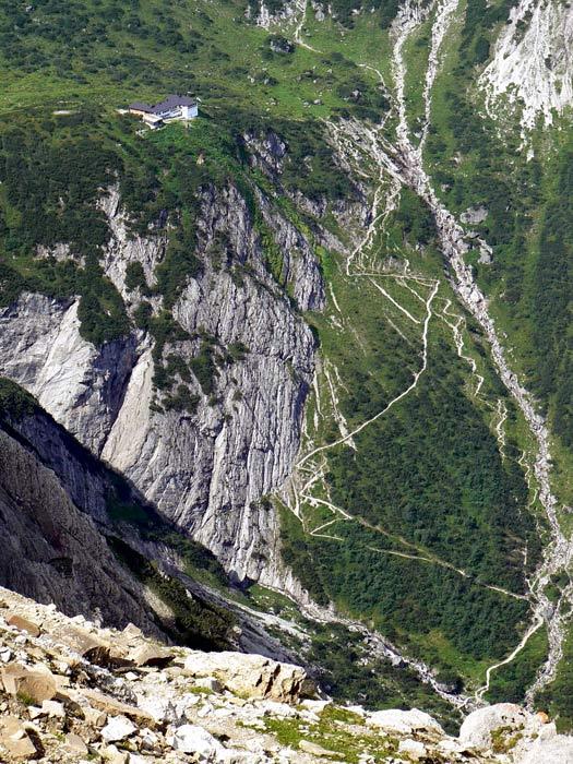 Foto: vince 51 / Wander Tour / Von Pfafflar auf die Reichspitze / Weg zur Hanauer Hüte / 07.06.2008 18:55:42