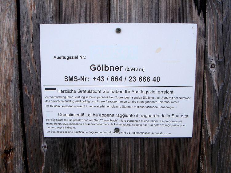 Foto: Manfred Karl / Wander Tour / Über die Straßalm auf den Gölbner / Auch das ist möglich! / 08.06.2008 19:17:59