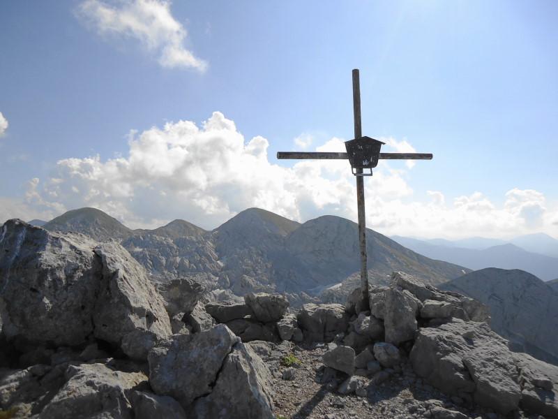 Foto: Günter Siegl / Wander Tour / Knallstein über die Stefan Schatzl Hütte / Knallstein! / 02.08.2015 20:05:02