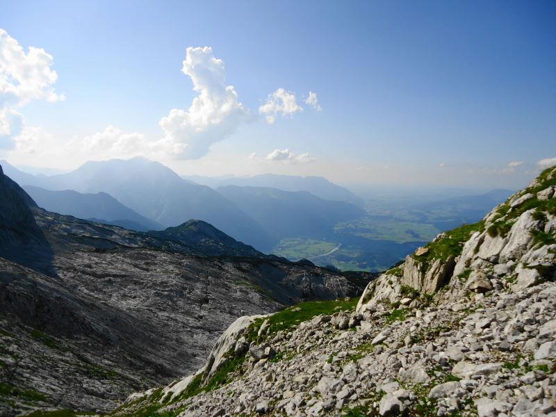 Foto: Günter Siegl / Wander Tour / Knallstein über die Stefan Schatzl Hütte / Salzachtal / 02.08.2015 20:07:52