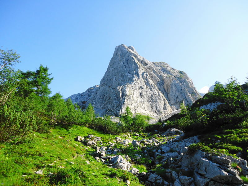 Foto: Günter Siegl / Wander Tour / Knallstein über die Stefan Schatzl Hütte / Knallstein / 02.08.2015 20:10:16