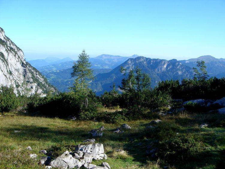 Foto: Manfred Karl / Wander Tour / Knallstein über die Stefan Schatzl Hütte / Knallboden / 08.06.2008 19:53:28