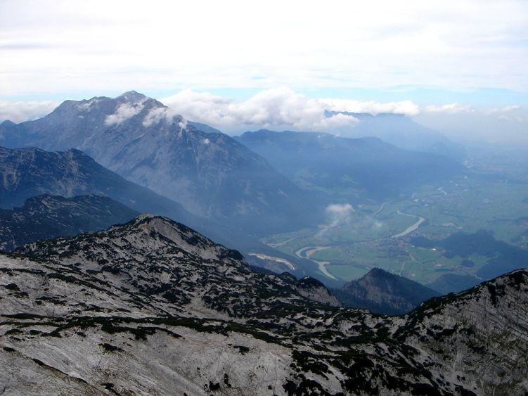 Foto: Manfred Karl / Wander Tour / Knallstein über die Stefan Schatzl Hütte / Salzachtal / 08.06.2008 19:50:22