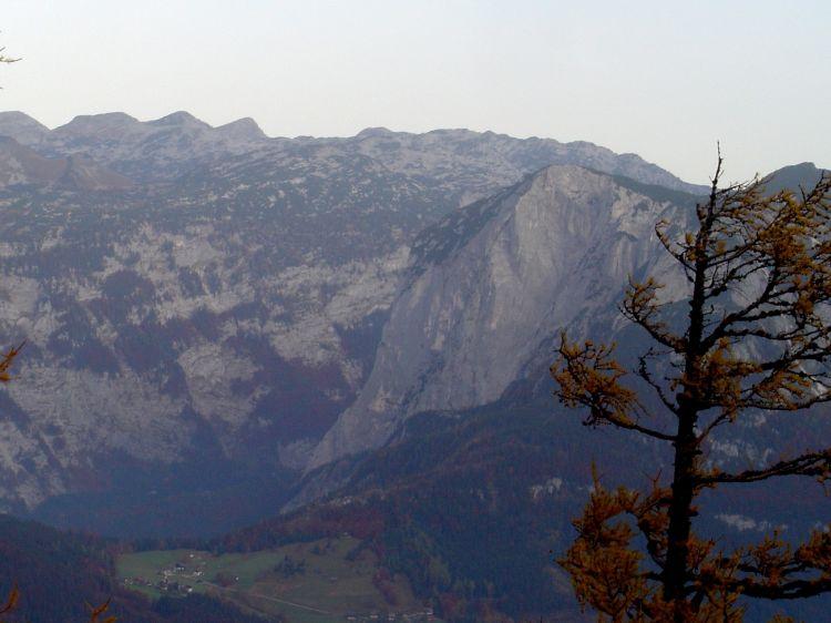 Foto: Manfred Karl / Mountainbike Tour / Über die Gsprangalm auf den Zinken / Trisselwand / 14.06.2008 15:58:03