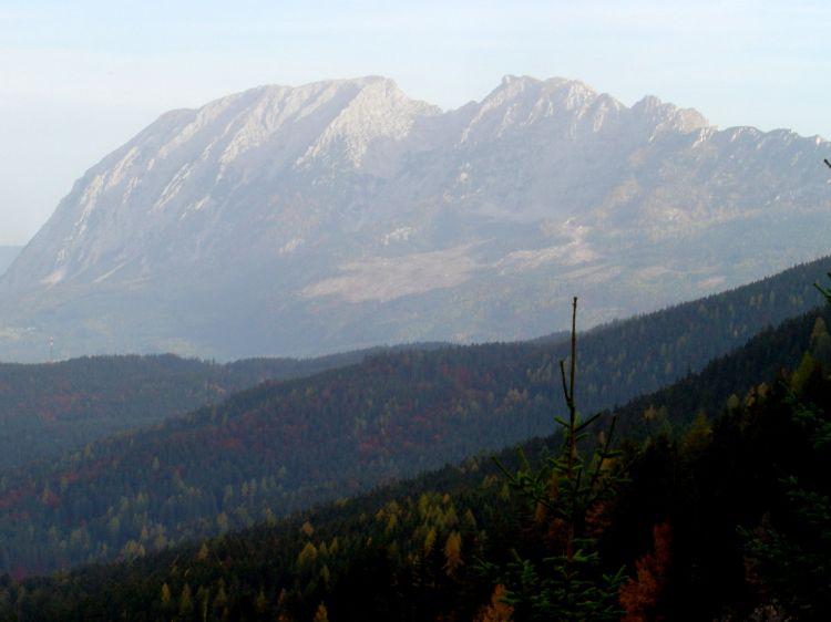 Foto: Manfred Karl / Mountainbike Tour / Über die Gsprangalm auf den Zinken / Grimmingstock / 14.06.2008 15:53:39