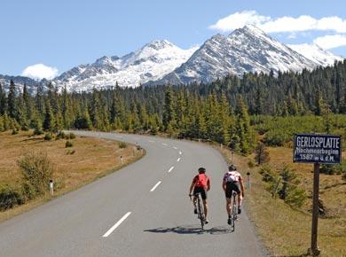 Foto: Romana Koeroesi / Rad Tour / Tour Trans Austria 2008 / copyright Uwe Geissler / 17.06.2008 12:04:57