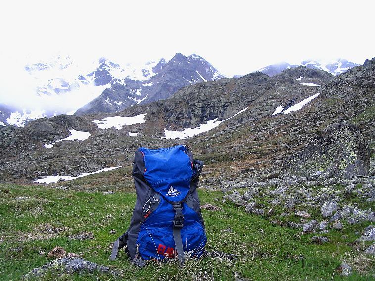 Foto: Andreas Koller / Wander Tour / Über die Pilsbergalm auf den Soyspitz (3030 m) / Der Zufrittkamm / 17.06.2008 17:25:41