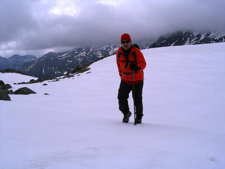 Foto: Andreas Koller / Wander Tour / Über die Pilsbergalm auf den Soyspitz (3030 m) / Unterhalb der Soyscharte / 17.06.2008 17:24:16
