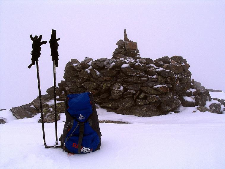 Foto: Andreas Koller / Wander Tour / Über die Pilsbergalm auf den Soyspitz (3030 m) / Gipfelziel erreicht! / 17.06.2008 17:23:04