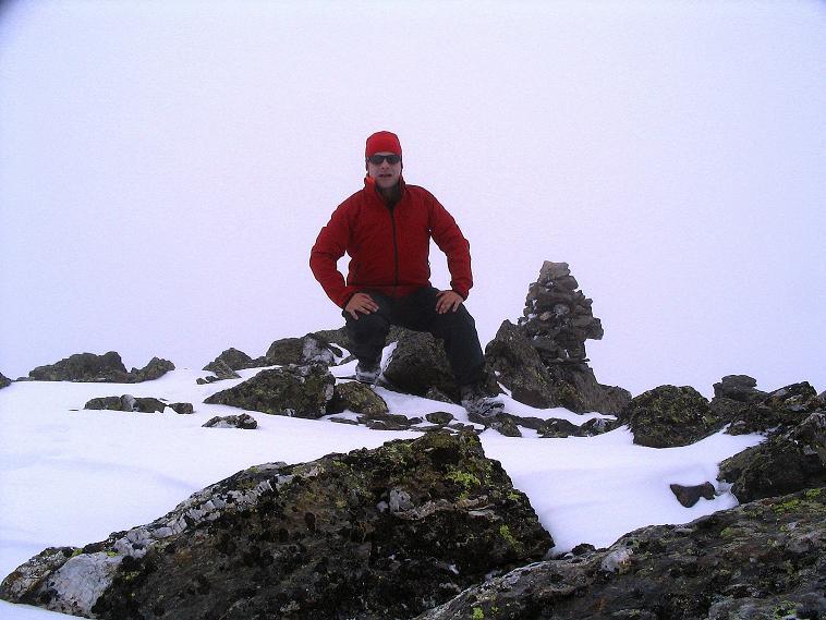 Foto: Andreas Koller / Wander Tour / Über die Pilsbergalm auf den Soyspitz (3030 m) / Gipfelrast am Soyspitz / 17.06.2008 17:22:44