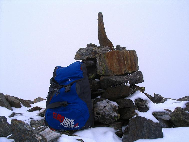 Foto: Andreas Koller / Wander Tour / Über die Pilsbergalm auf den Soyspitz (3030 m) / Soyspitz / 17.06.2008 17:22:30