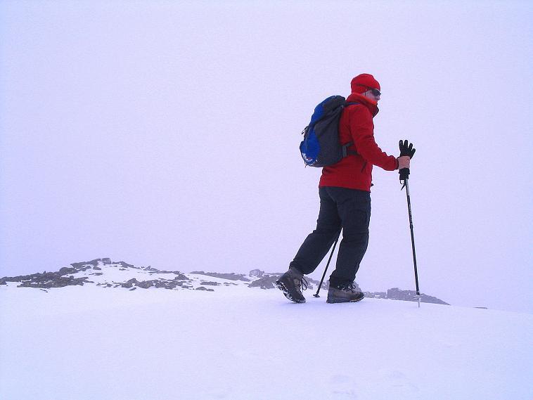 Foto: Andreas Koller / Wander Tour / Über die Pilsbergalm auf den Soyspitz (3030 m) / Abstieg vom Gipfel / 17.06.2008 17:21:38