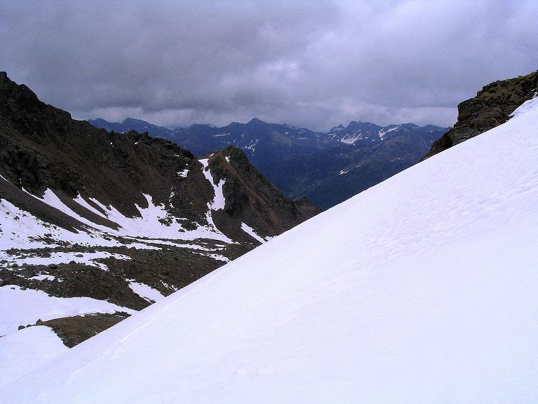 Foto: Andreas Koller / Wander Tour / Über die Pilsbergalm auf den Soyspitz (3030 m) / Abstieg in den NO-seitigen Hängen zu P. 2740  / 17.06.2008 17:20:07