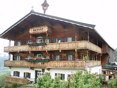 Foto: Kitzbühel Tourismus / Wander Tour / Erbhofweg / 18.06.2008 16:18:02