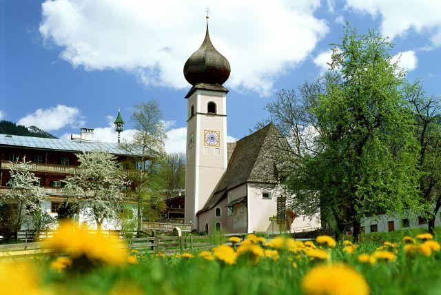 Foto: Kitzbühel Tourismus / Wander Tour / Kapellenweg / 17.10.2008 15:36:14