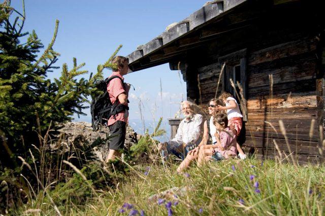 Foto: Kitzbühel Tourismus / Wander Tour / Rundwanderung Kitzbühel / 17.10.2008 15:37:17