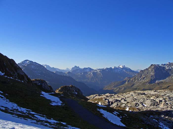 Foto: vince 51 / Wander Tour / Von Lech auf die Rüfispitze / 19.06.2008 23:53:45