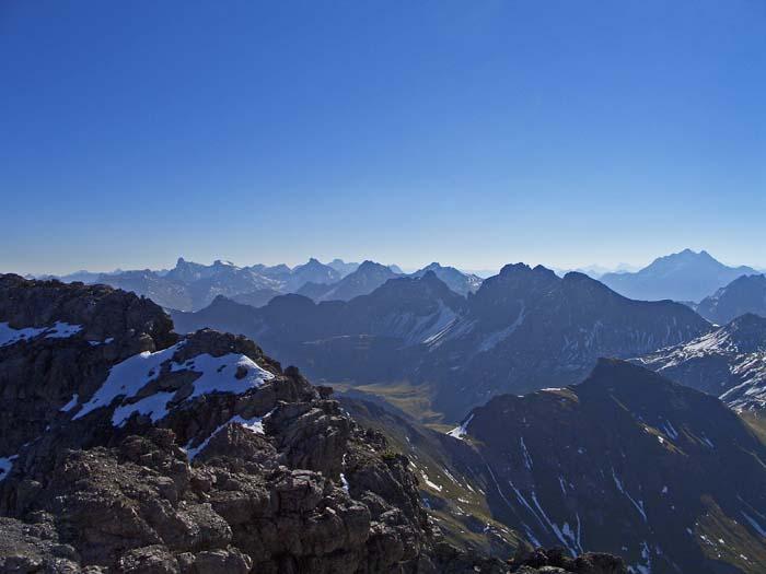 Foto: vince 51 / Wander Tour / Von Lech auf die Rüfispitze / 19.06.2008 23:53:39