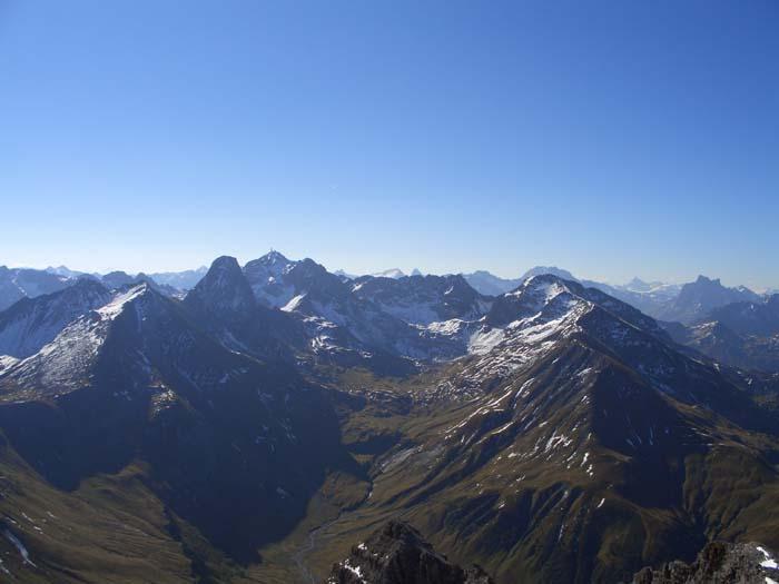 Foto: vince 51 / Wander Tour / Von Lech auf die Rüfispitze / 19.06.2008 23:53:33