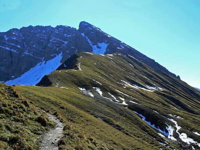 Foto: vince 51 / Wander Tour / Von Lech auf die Rüfispitze / 19.06.2008 23:53:09