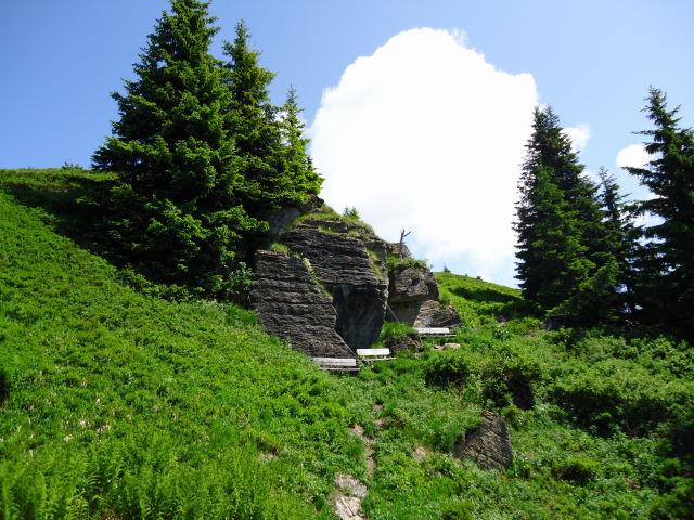 Foto: Günter Siegl / Wander Tour / Dürrenschöberl - Überschreitung / 28.06.2013 21:40:48