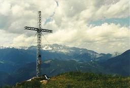 Foto: Wolfgang Dröthandl / Wander Tour / Dürrenschöberl - Überschreitung / Gipfel mit Warscheneck, Wurzeralm, Stubwieswipfel / 26.01.2011 13:23:03