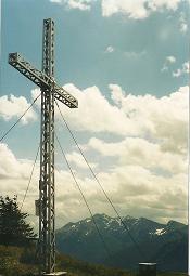 Foto: Wolfgang Dröthandl / Wander Tour / Dürrenschöberl - Überschreitung / Blick vom Gipfel Richtung Rottenmanner Tauern (Hochhaide, Bösenstein) / 26.01.2011 13:18:20