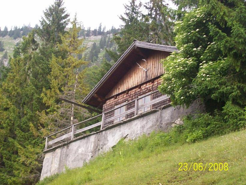 Foto: Wolfgang Dutzler / Wander Tour / Von der Offenseestraße auf den Eibenberg / Hiaslalm / 25.06.2008 18:22:59
