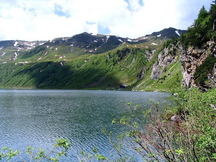 Foto: Andreas Koller / Wander Tour / Tappenkarseehütte - Weißgrubenkopf - Franz Fischerhütte (2369m) / Tappenkarsee / 24.06.2008 16:32:00
