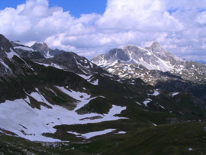 Foto: Andreas Koller / Wander Tour / Tappenkarseehütte - Weißgrubenkopf - Franz Fischerhütte (2369m) / Faulkogel (2654 m) und Mosermandl (2680 m) / 24.06.2008 16:26:49