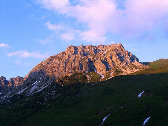Foto: Andreas Koller / Wander Tour / Tappenkarseehütte - Weißgrubenkopf - Franz Fischerhütte (2369m) / Der Weißgrubenkopf / 24.06.2008 16:15:37