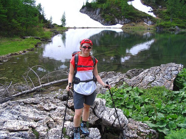 Foto: Andreas Koller / Wander Tour / Glingspitze und Rifflgrat (2433 m) / Tappenkarsee / 24.06.2008 18:17:00