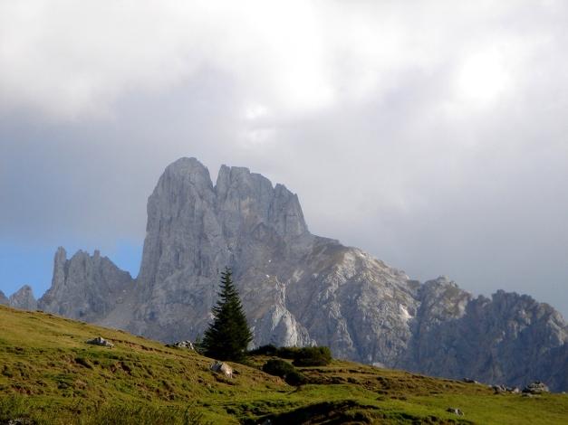 Foto: Manfred Karl / Wander Tour / Von der Stuhlalm auf den Strichkogel / 11.03.2014 20:05:17