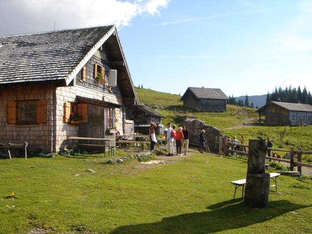 Foto: Manfred Karl / Wander Tour / Von der Stuhlalm auf den Strichkogel / 11.03.2014 20:04:35