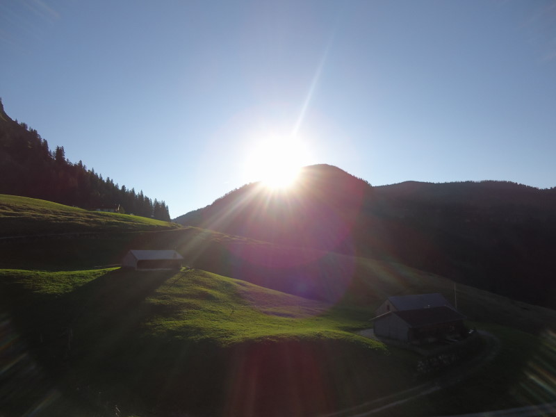 Foto: Günter Siegl / Wander Tour / Genner - Runde / Genneralm / 26.09.2014 18:32:15